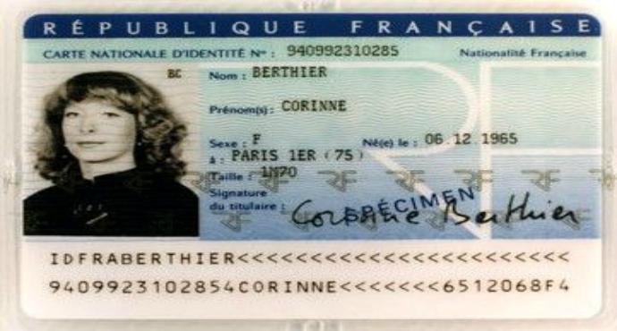 carte d identité valable 15 ans La carte nationale d'identité est valide 15 ans   GANGES   La