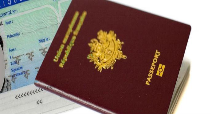 Passeports et cartes nationales d identité cni sécurisés