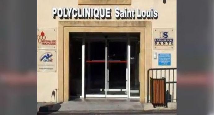 La clinique saint louis ganges la porte sud des - Clinique mutualiste de la porte de l orient ...