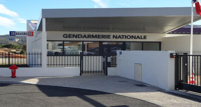 Gendarmerie ganges la porte sud des cévennes hérault
